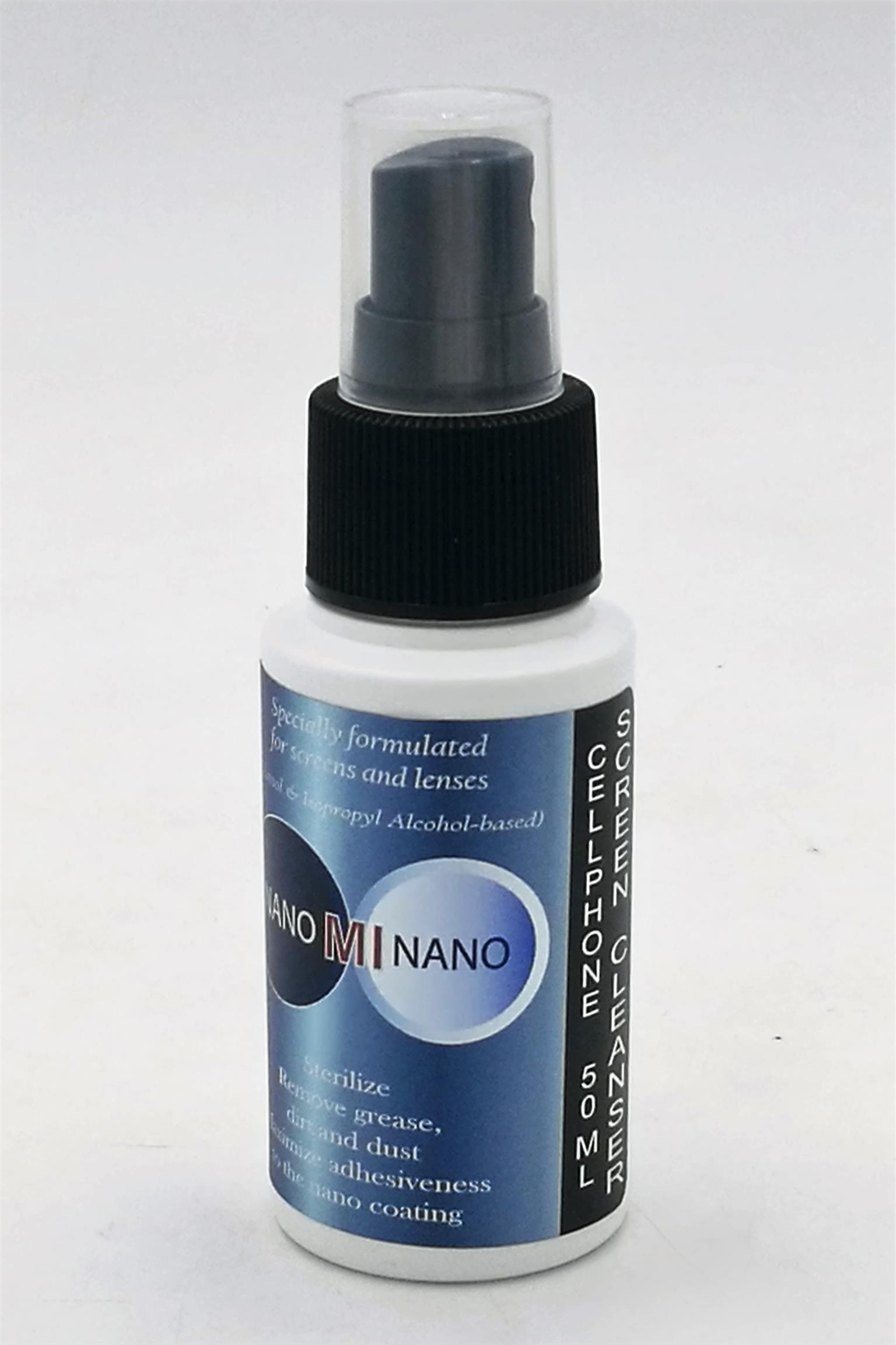 Nano Black Mini - Nano Liquid Coating Mini Kit for cell phone screen