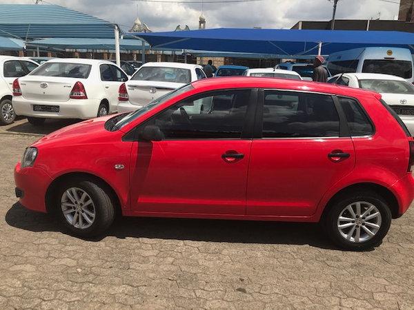 2009 VW Polo hatch 1.4TDI Trendline