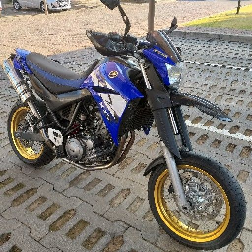 2007 Yamaha XT660X