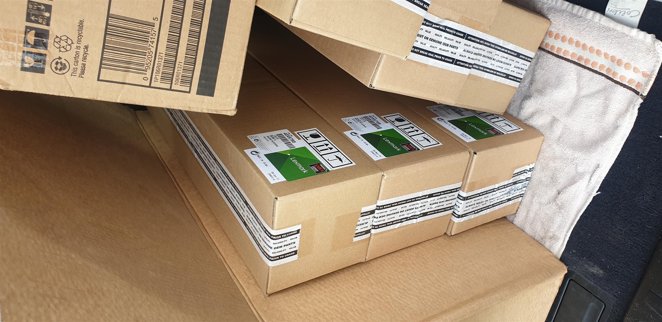 Print cartridges