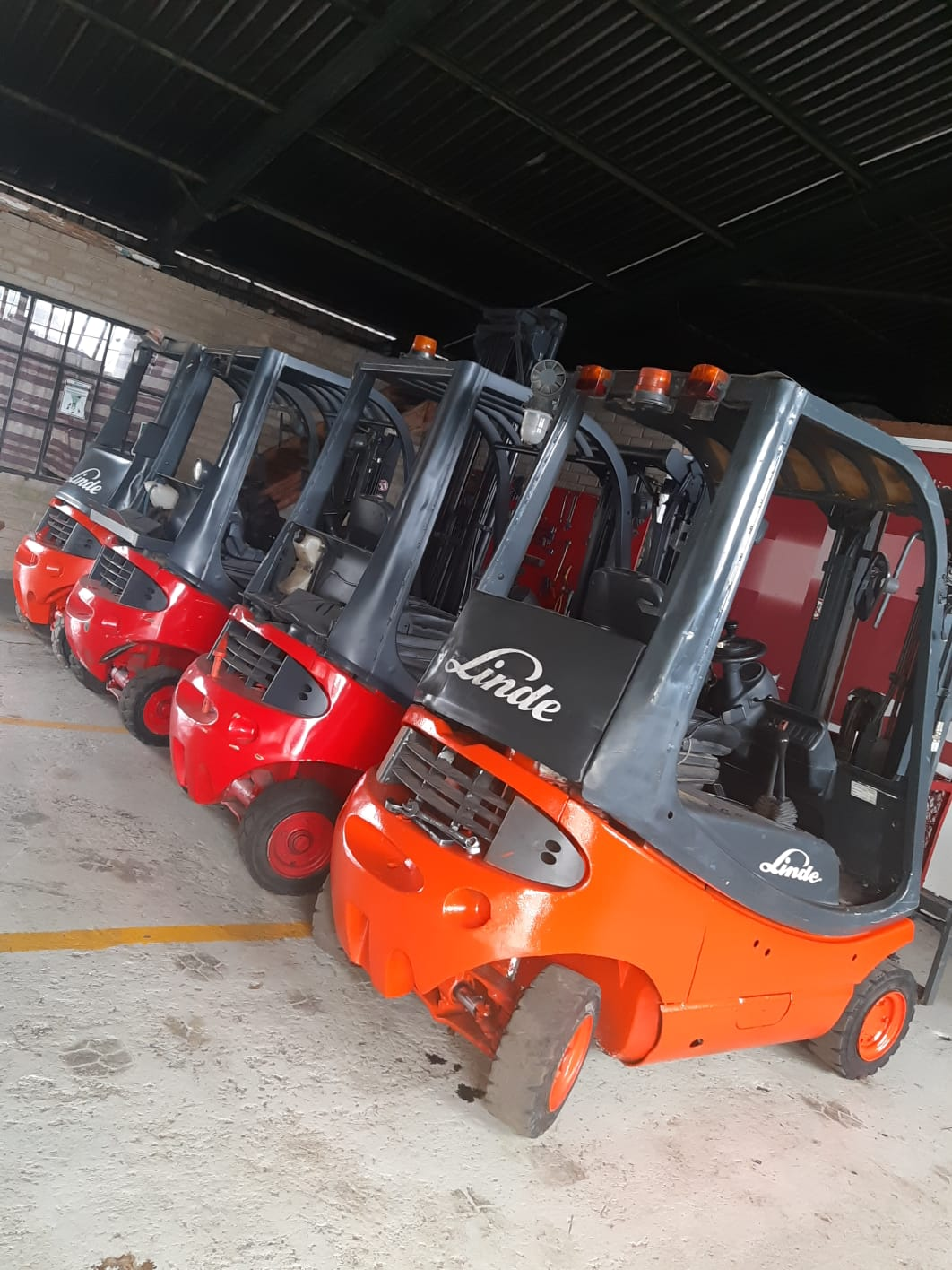 FORKLIFTS FOR SALE - 1.6 & 1.8 TON GAS & DIESEL