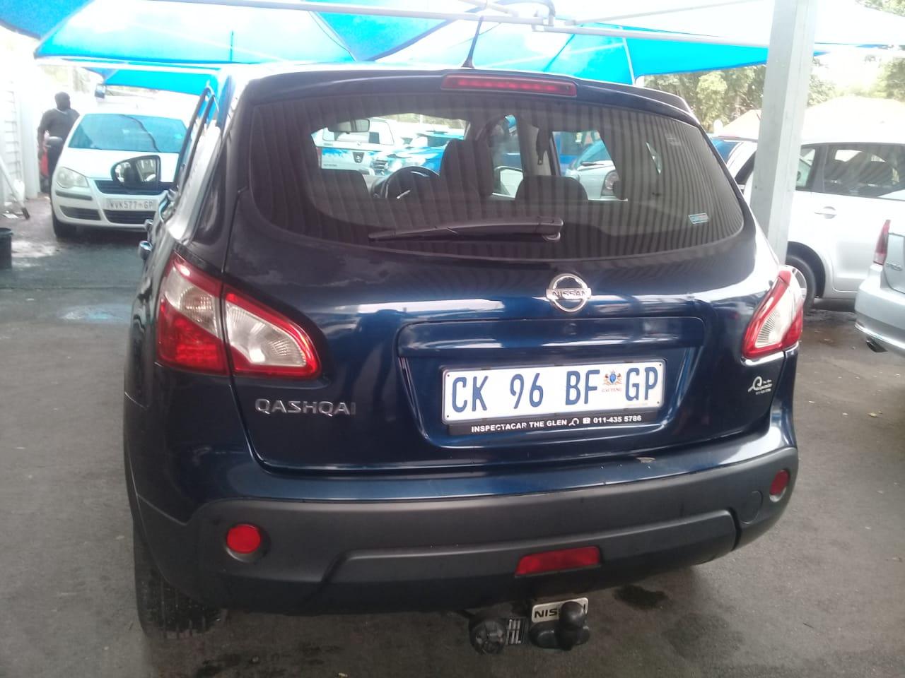 Nissan Qashqai QASHQAI 1.2T ACENTA