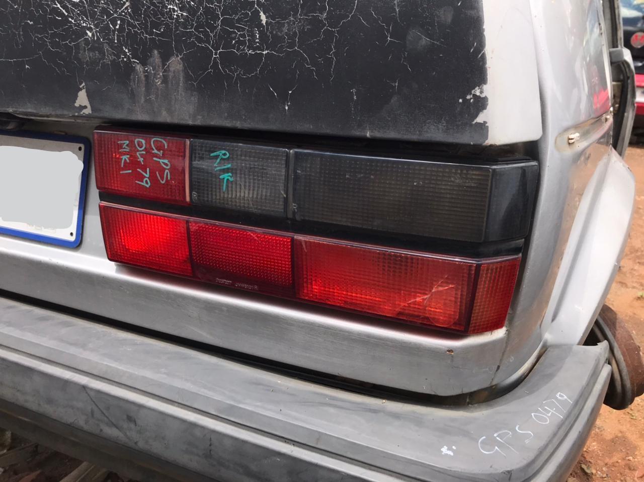 Volkswagen Citi Golf MK 1 Tail Lights - Used