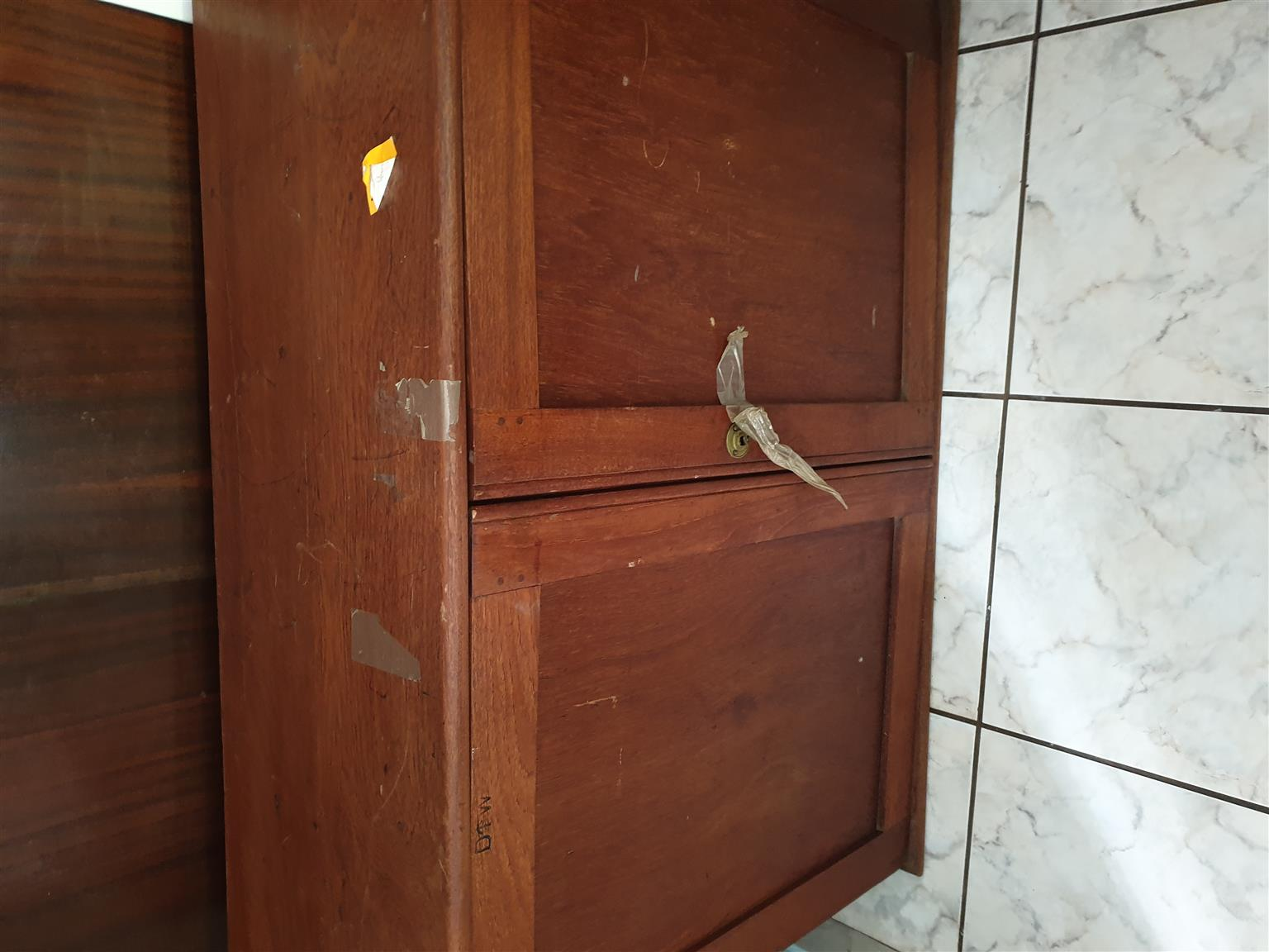 Filing/storage cabinet wood