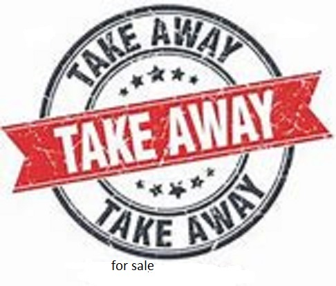Take away in City centre for sale !