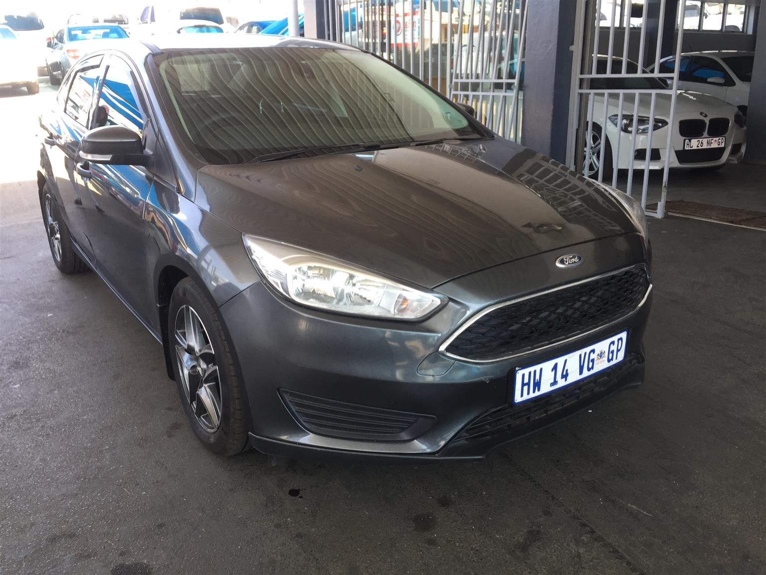 2018 Ford Focus 2.0 5 door Si