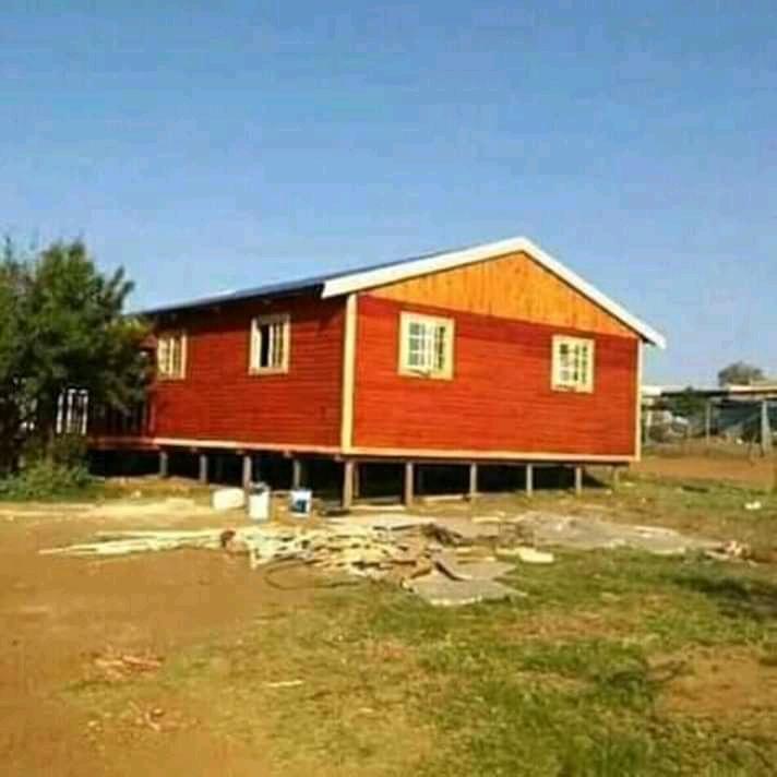 8mx8m House