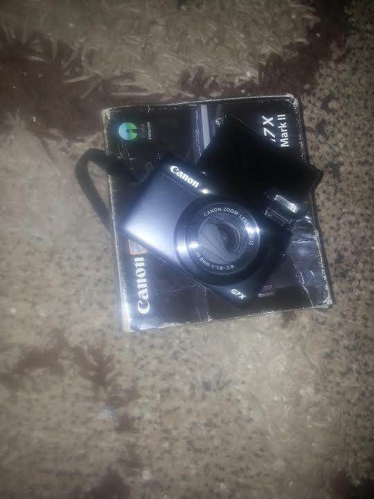 canon gx7 powershot mark2