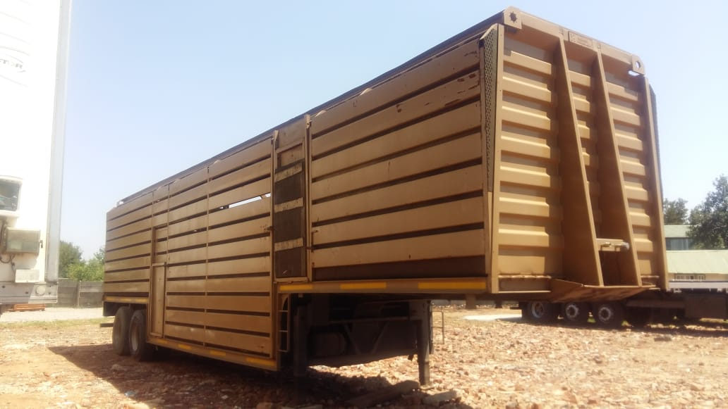 Very Clean Cattle Trailer