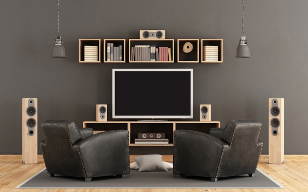 AV Installations and Home Automation