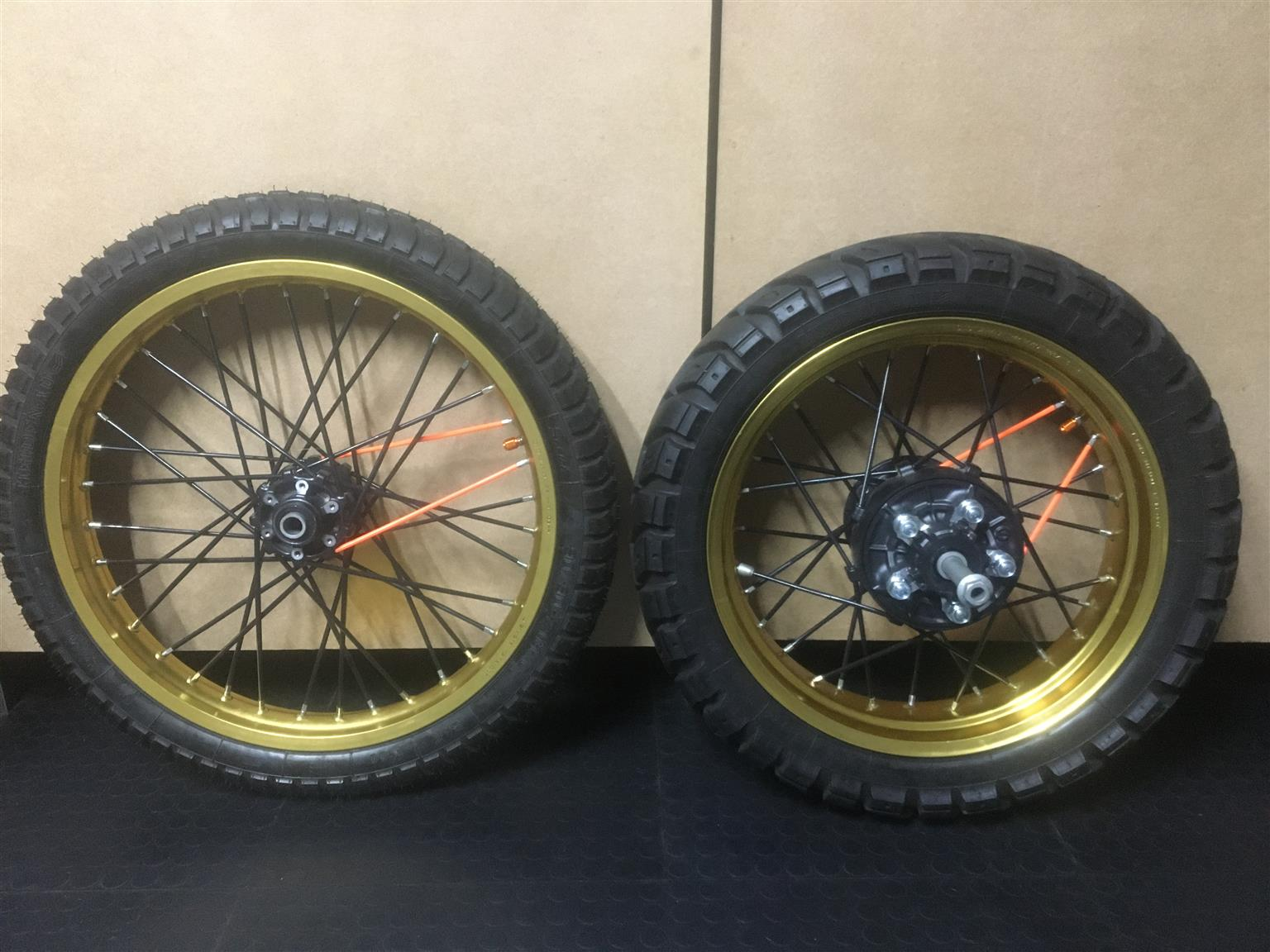 2017 Wheels, Rims and Tyres Tyres