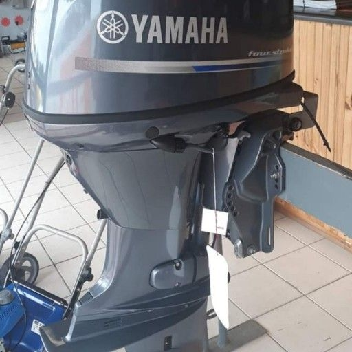 New Bandit 490 with new 70 Yamaha Four stroke