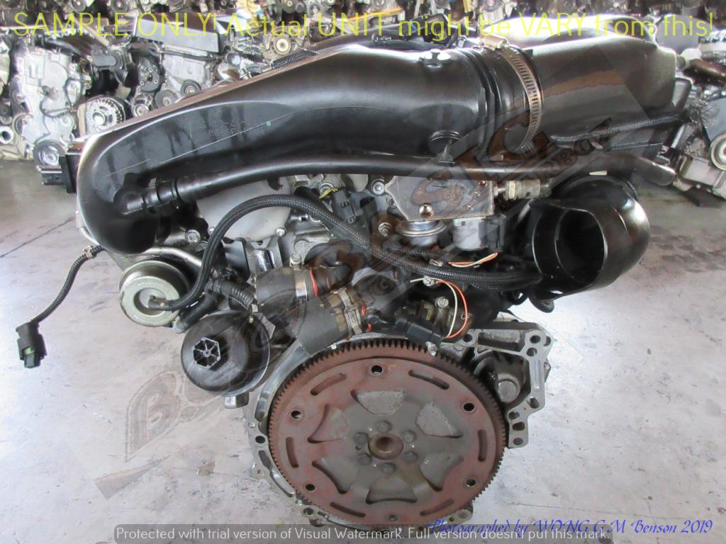 PEUGEOT 10FJAZ 1.6L TURBO HDI S/VVTI  DOHC 16V Engine -308 / N18