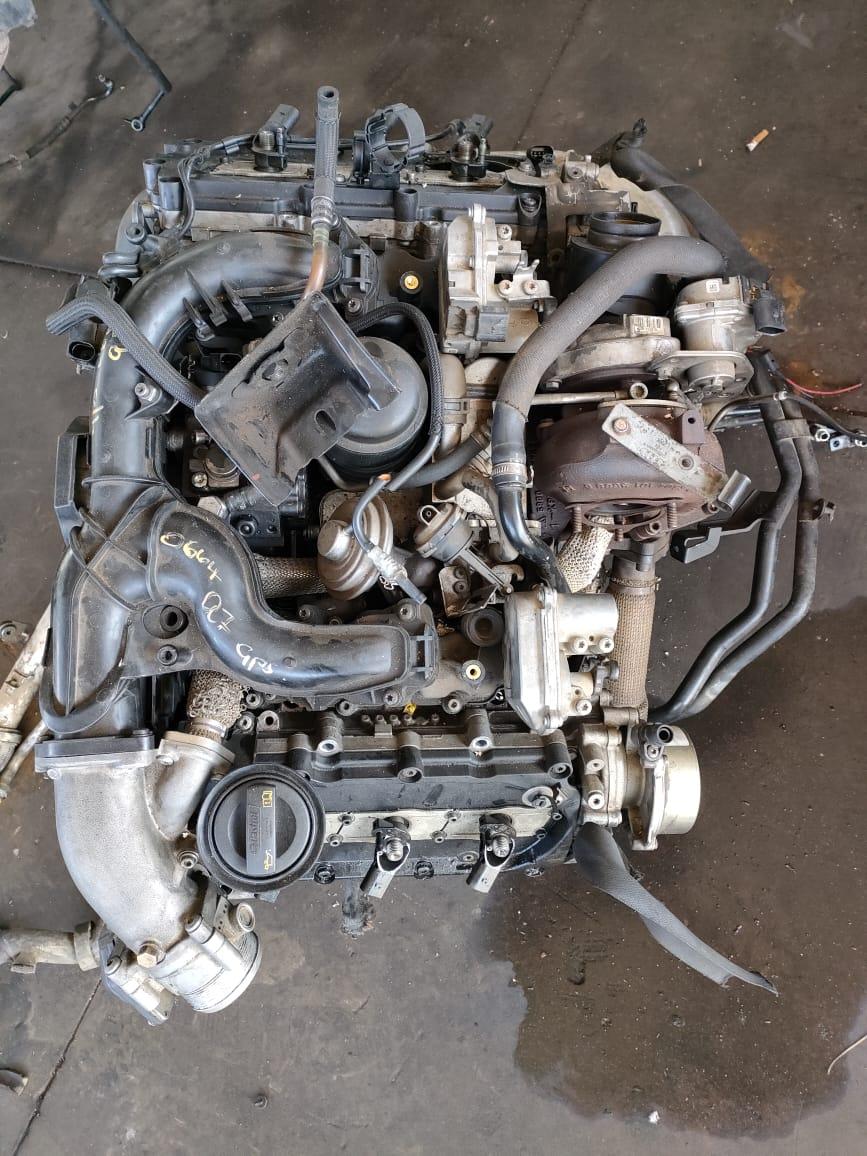 AUDI Q7 3.0 TDI BUG USED ENGINE FOR SALE