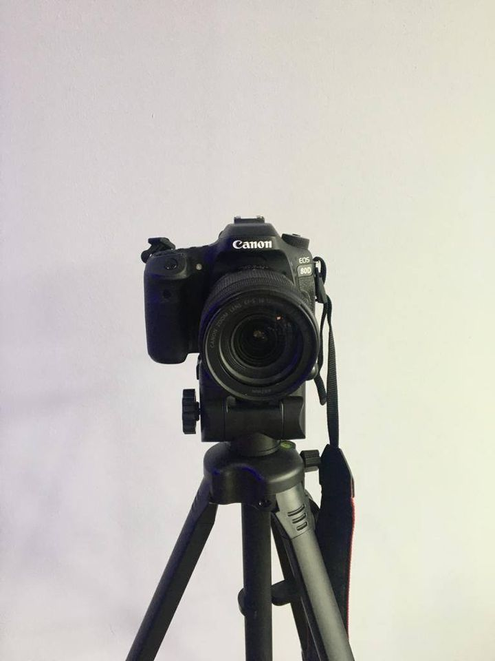 Second hand Canon EOS D80 camera, in excellent condition.