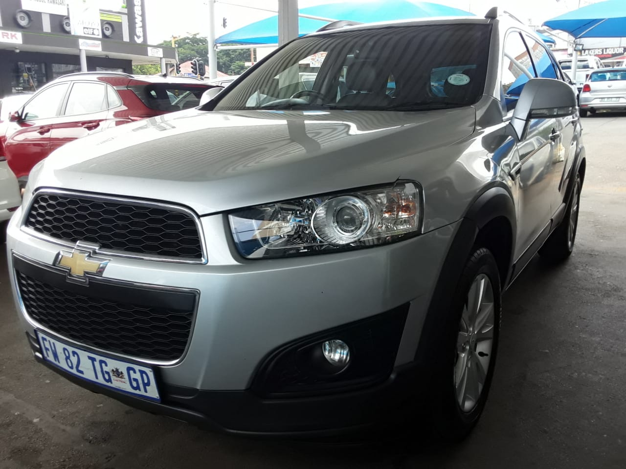 2014 Chevrolet Captiva 2.4 LS
