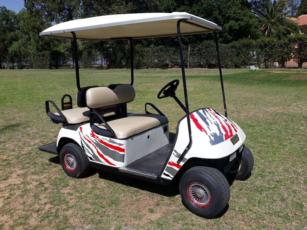 Golf cart 4 seater batt 36v EZGO