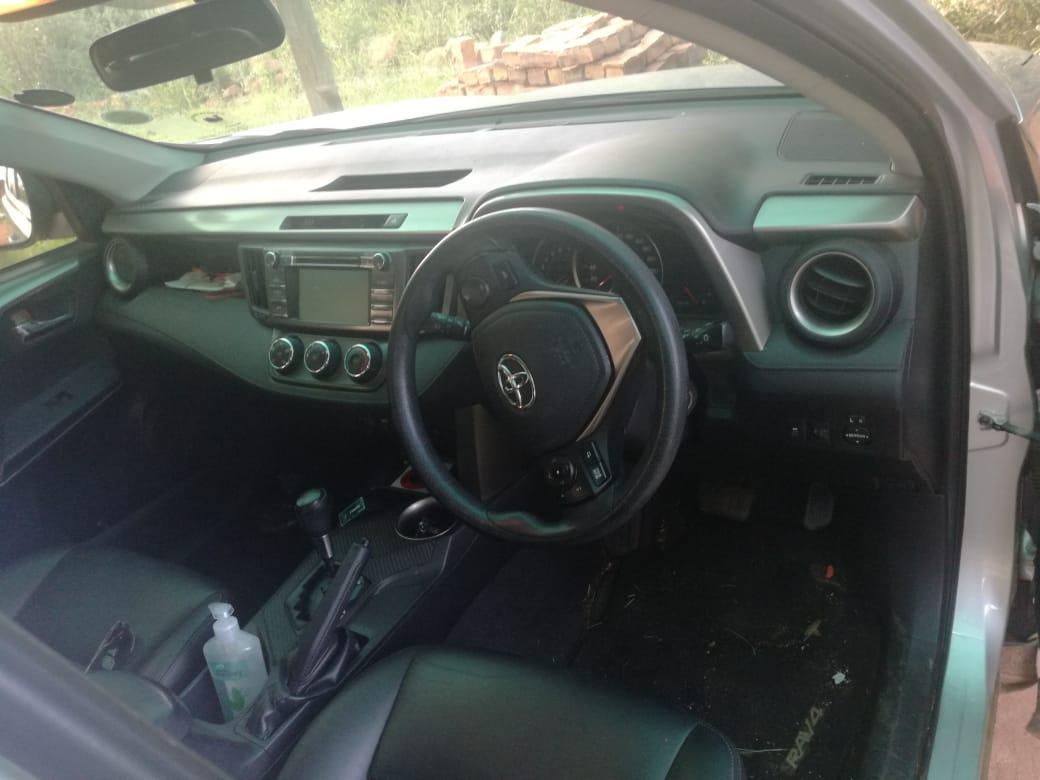 2015 Toyota Rav4 RAV4 2.0 GX A/T