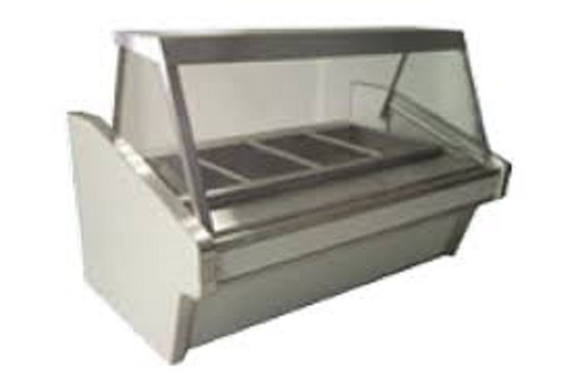 New Bain Marie Curve Glass 6 Division (Excl Inserts) R12 995 ex VAT
