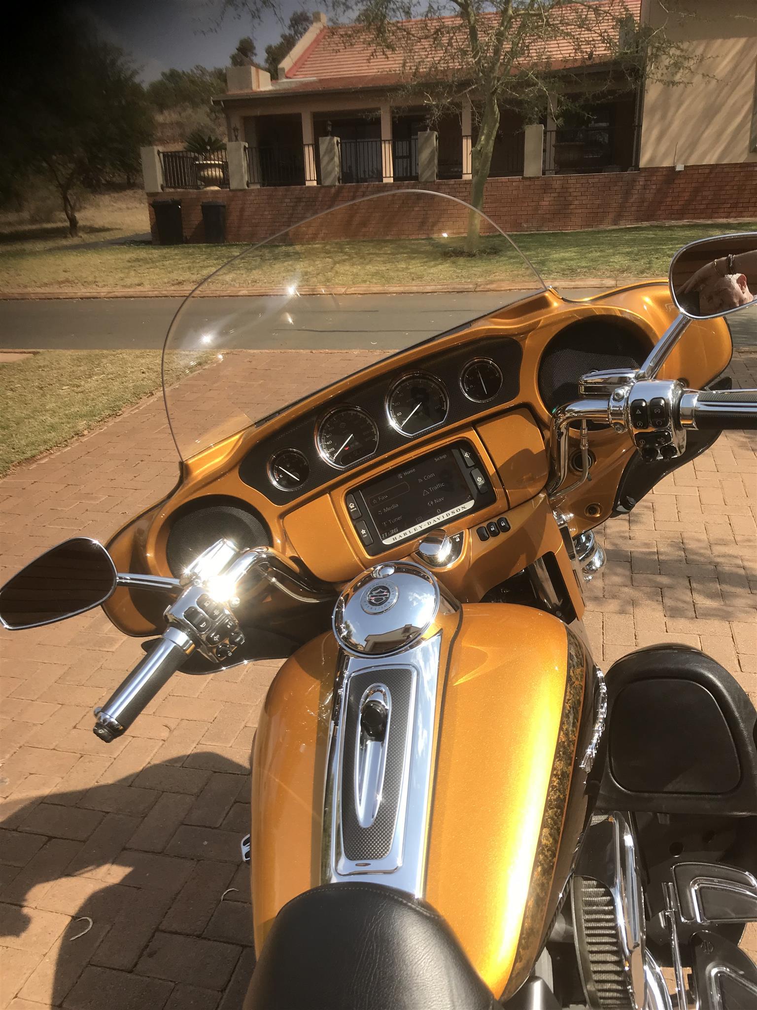 2015 Harley Davidson FLHT