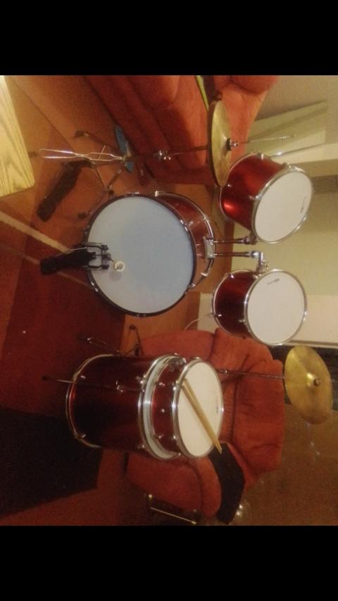 Tumda 5 pice drum set