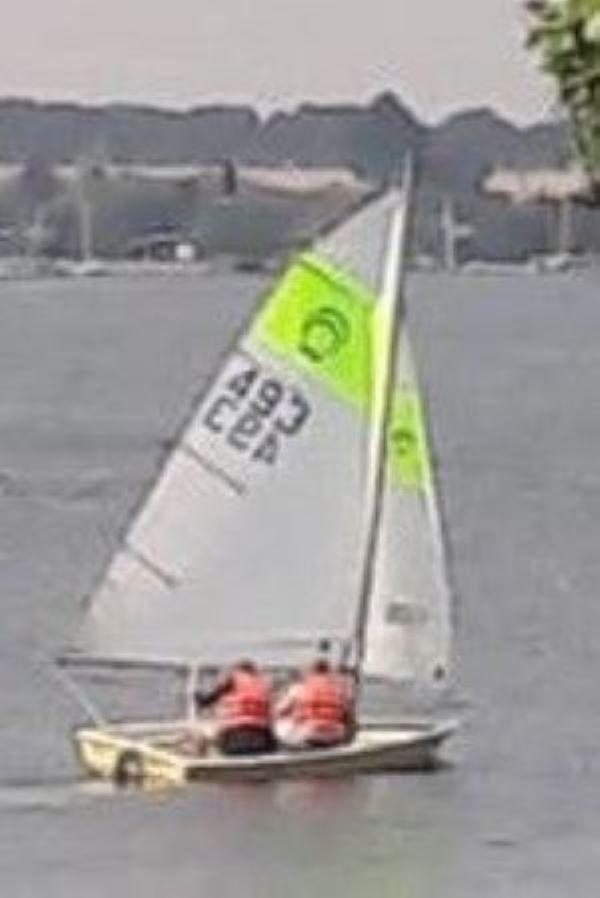 Sailing Gypsy Dinghy
