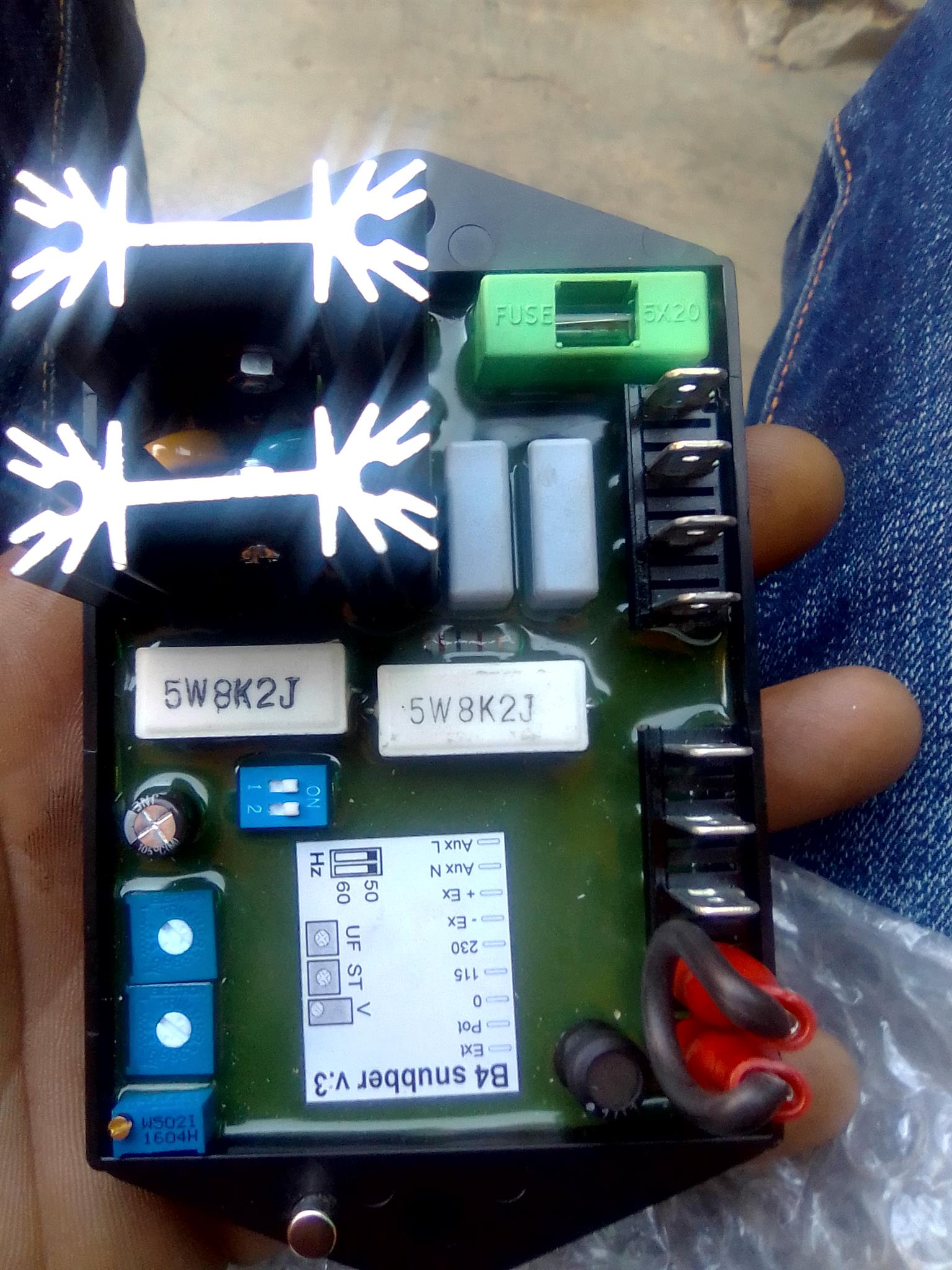 Generator 14kva AVR