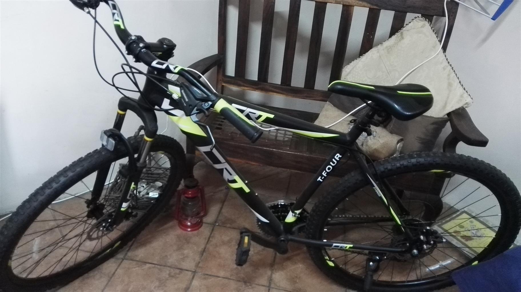 CRT T Four Mountain Bike