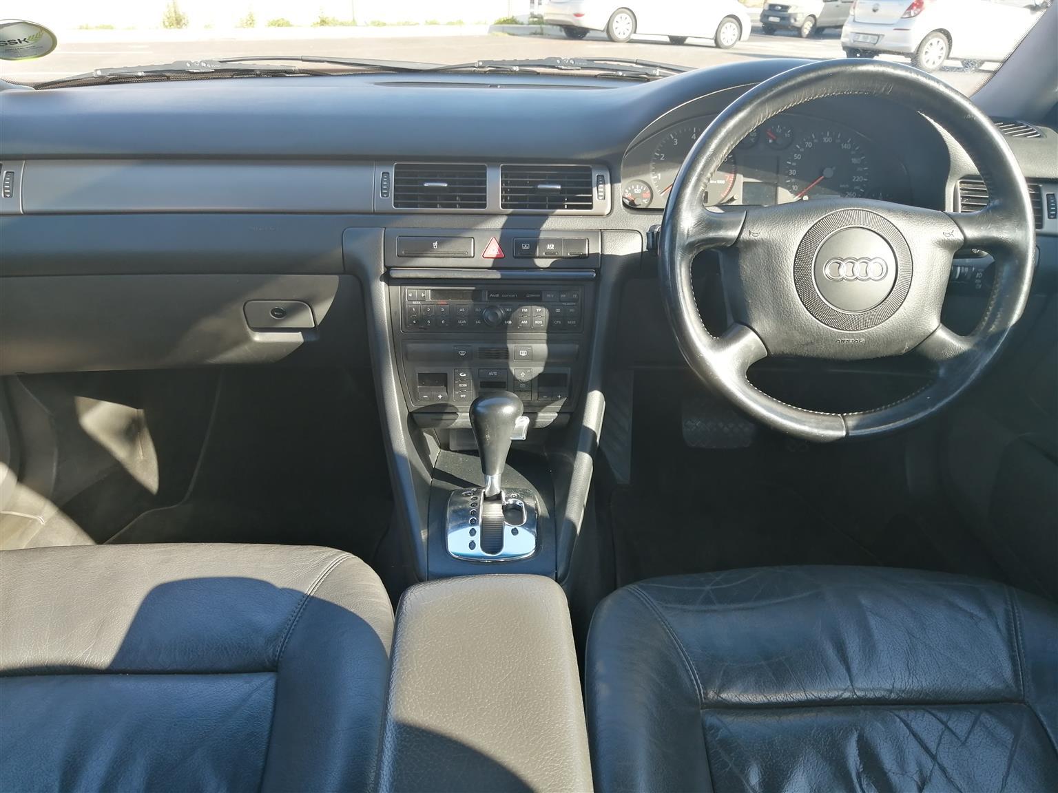 2001 Audi A6 2.4 multitronic