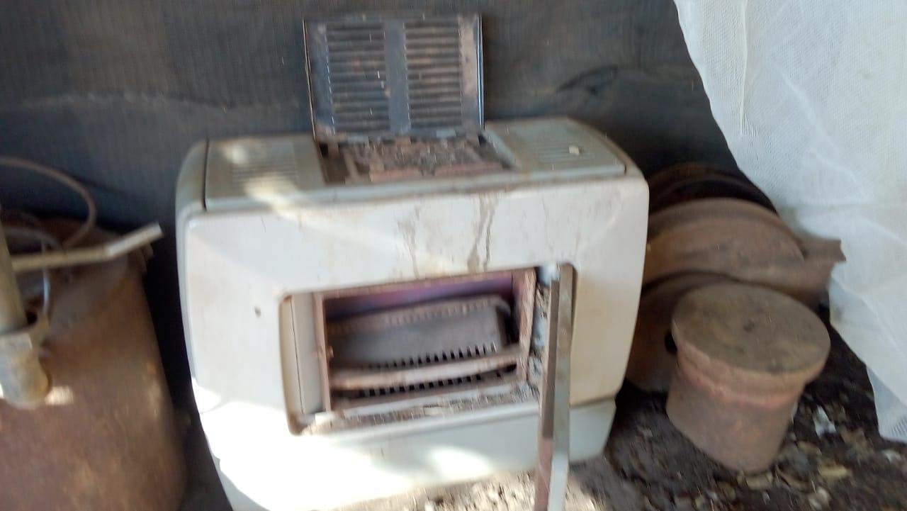 Becker antrisite heater