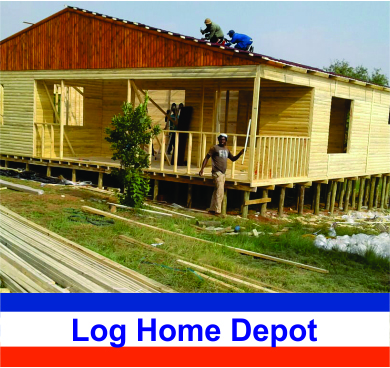 Log Home Depot