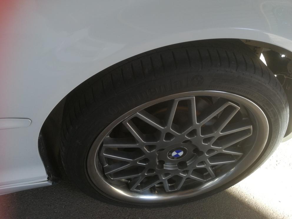 2000 BMW E46 325i Ci