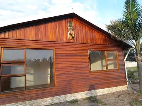 Log cabins and Wendy houses for sale
