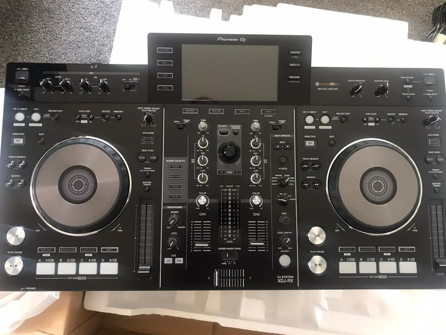 Neatly used Pionner xdj Rx