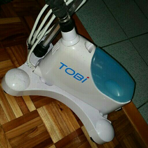 Tobi steam machine