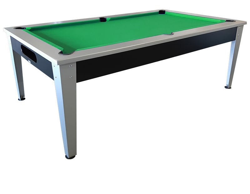 Pool and Soccer Tables
