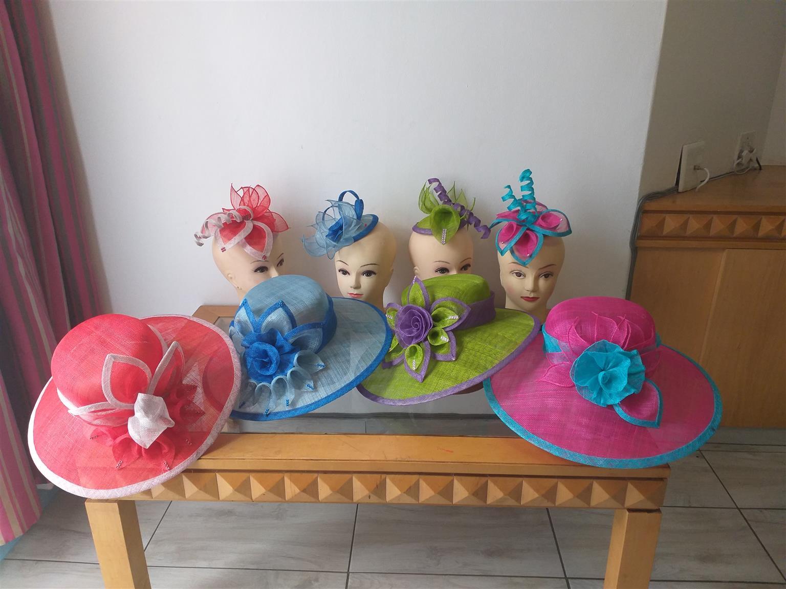 Sinamay Hatmaking Course