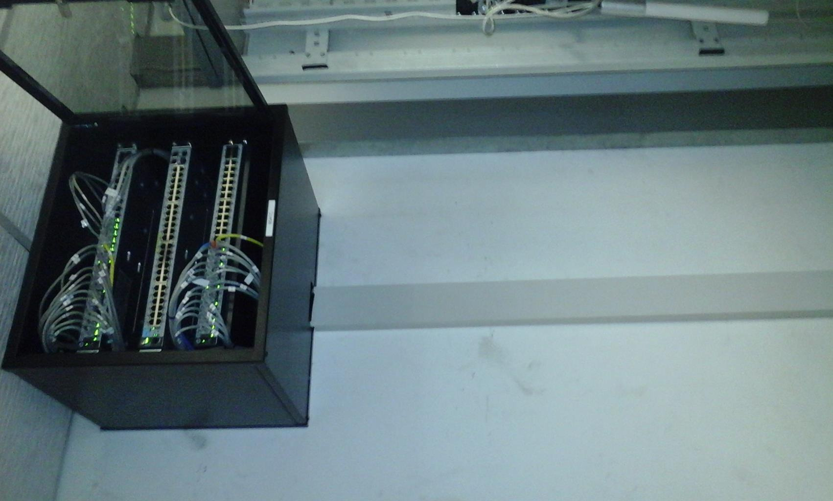 Network cabling and Cctv installation 0742680035   Junk Mail