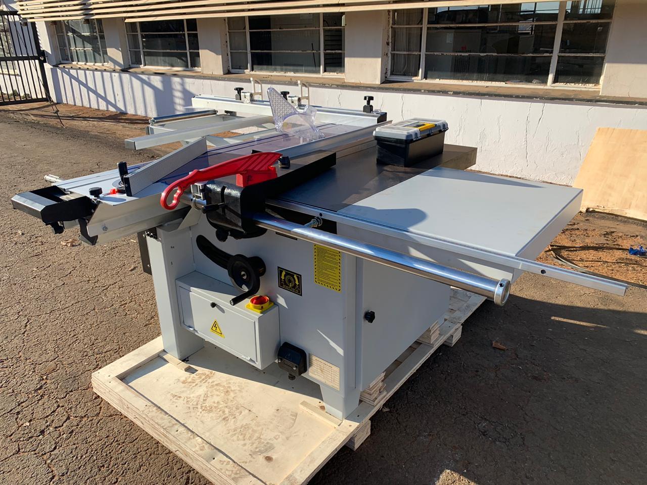 Sliding Table Panel Saw, ROOSMAC, MJ6116Y, 1600mm