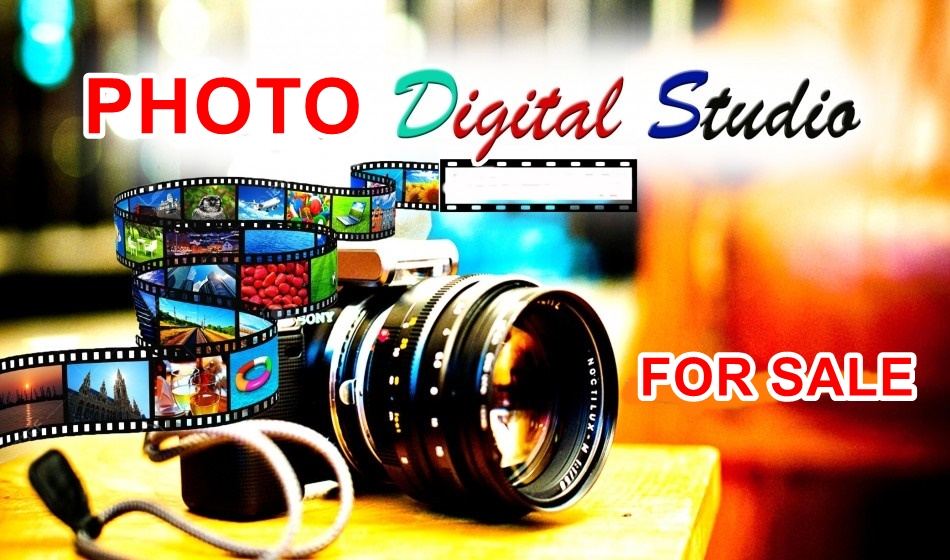 Photo Studio digital (for sale) High-profit margins R90 000