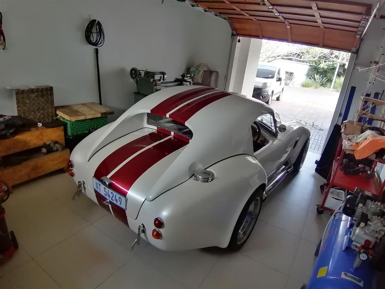 Cobra Backdraft