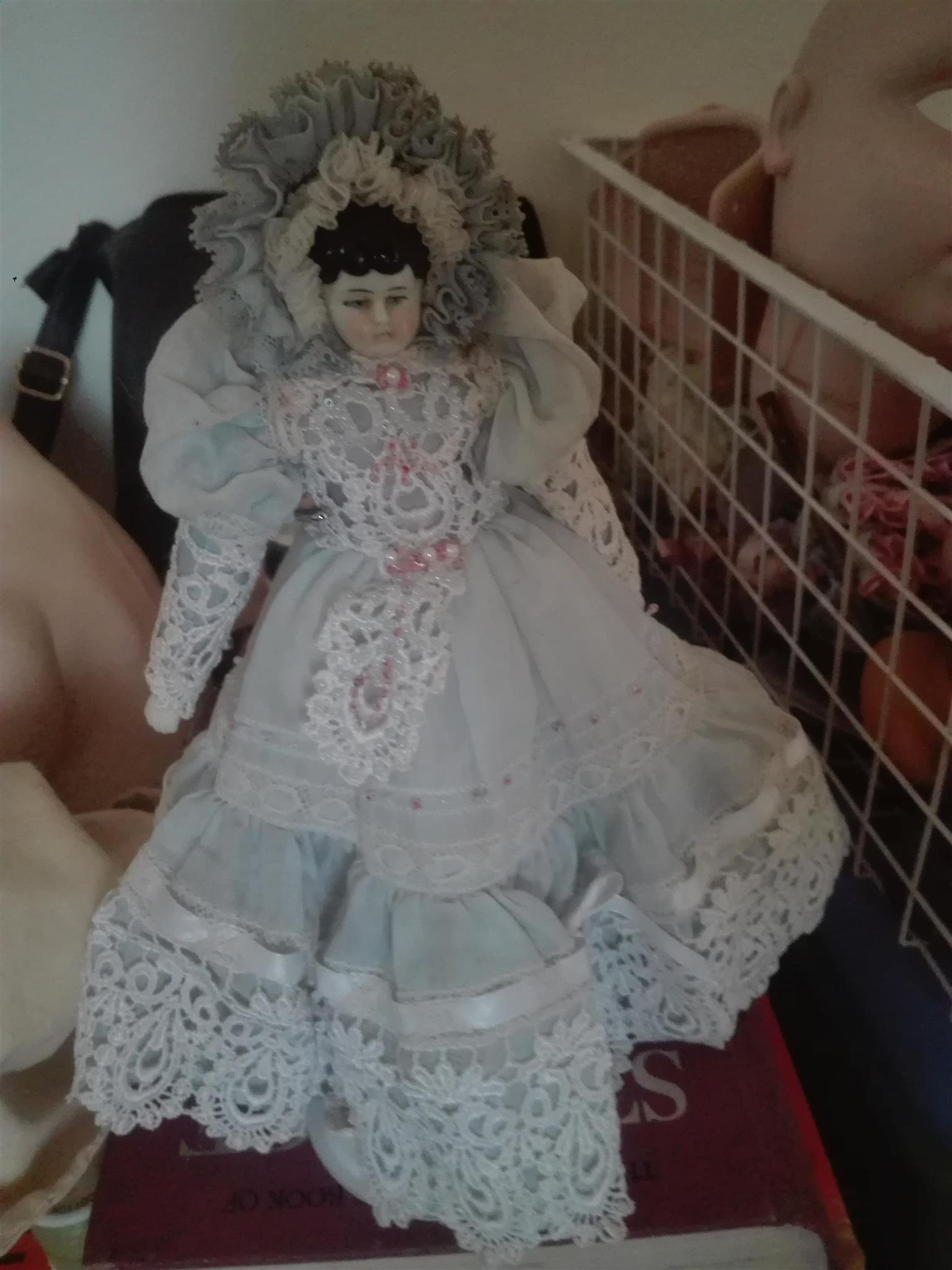 DOLLS HOSPITAL.  CONTENTS FOR SALE