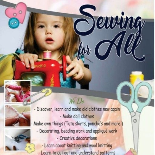 Sewing tuition business opportunity