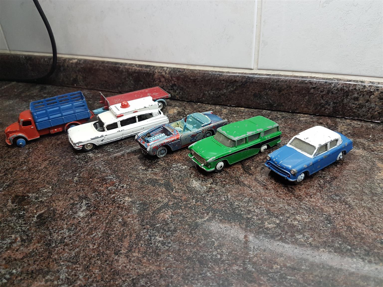 Dinky Toy Cars
