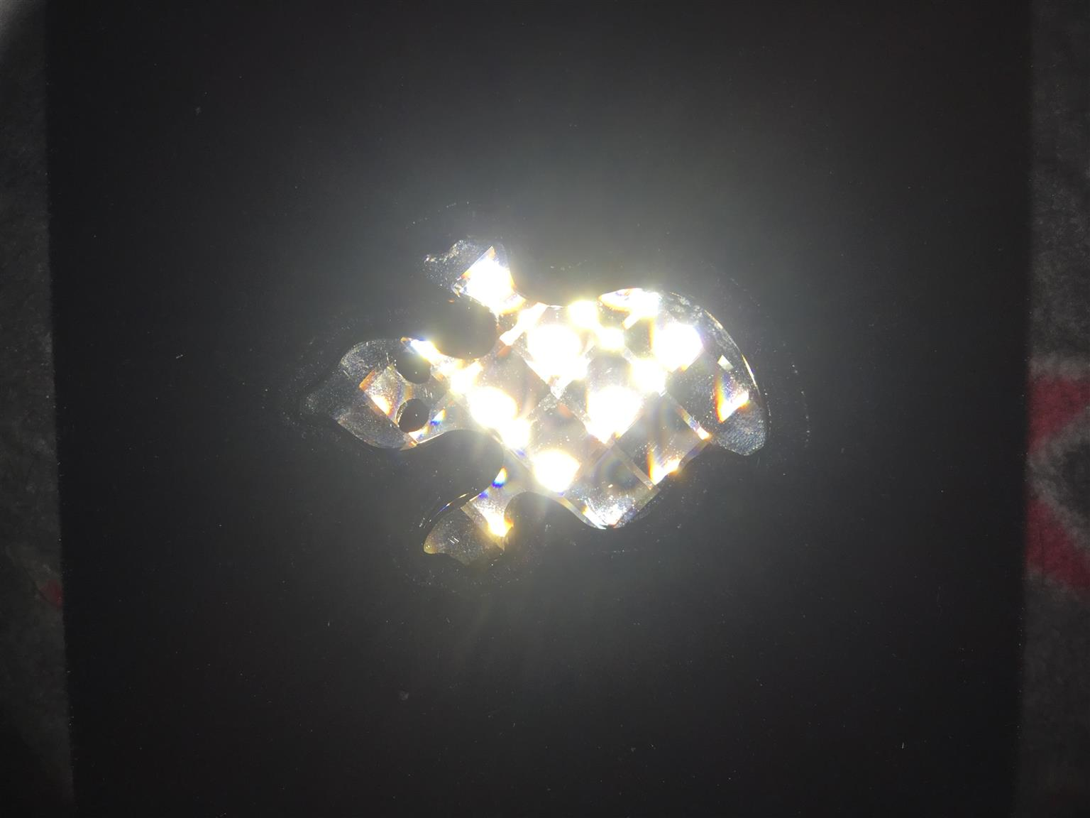 Swarovski Crystal Ornaments