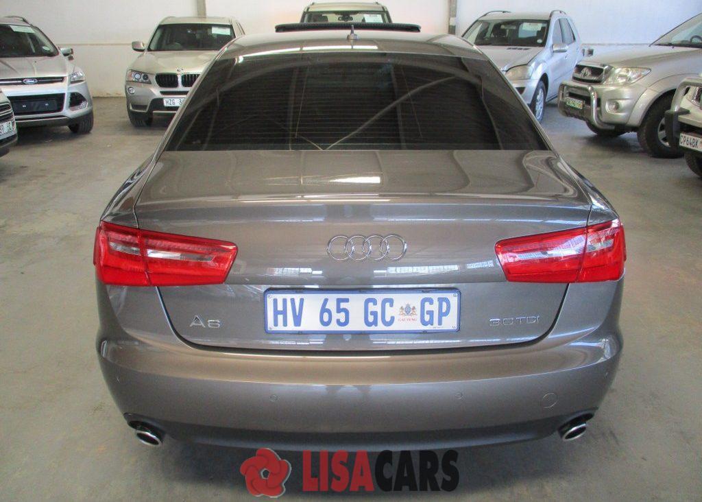 2013 Audi A6 3.0TDI Avant quattro tiptronic