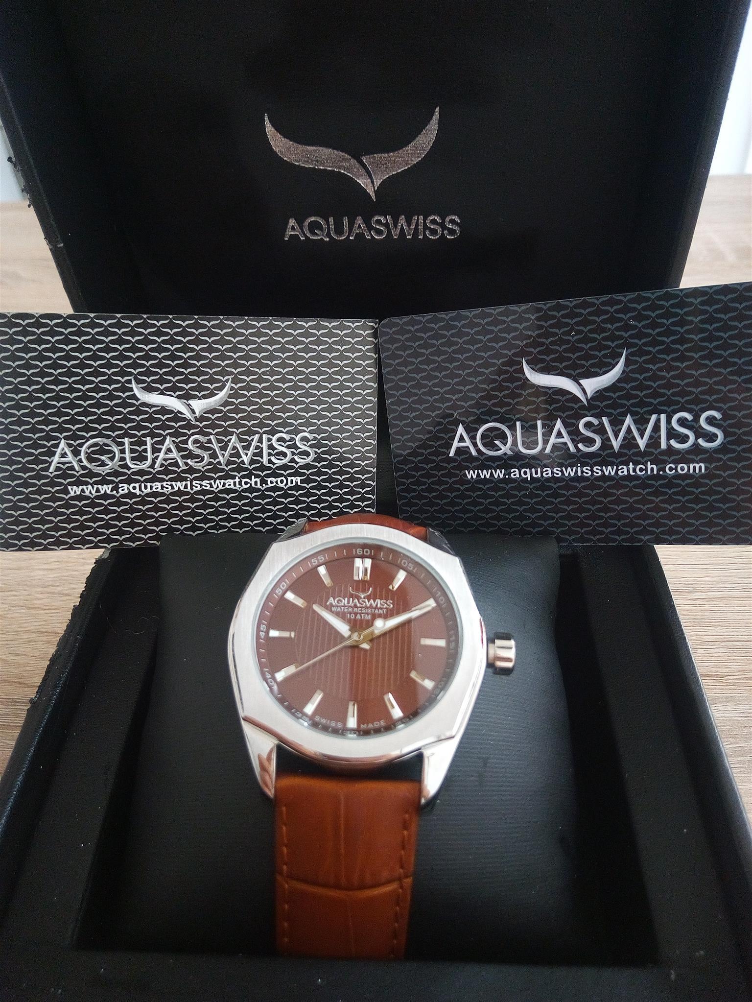 Aquaswiss watch classic IV