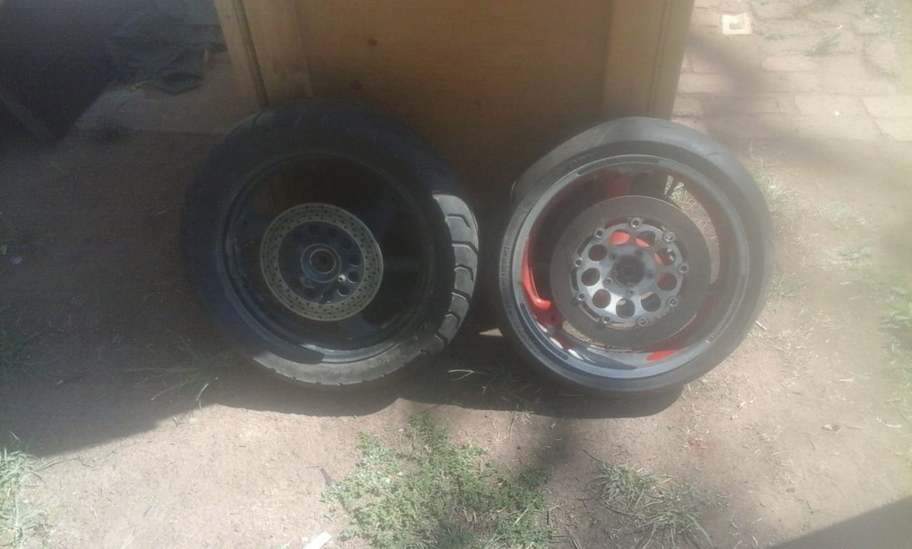 Wheels Rims and Hubs