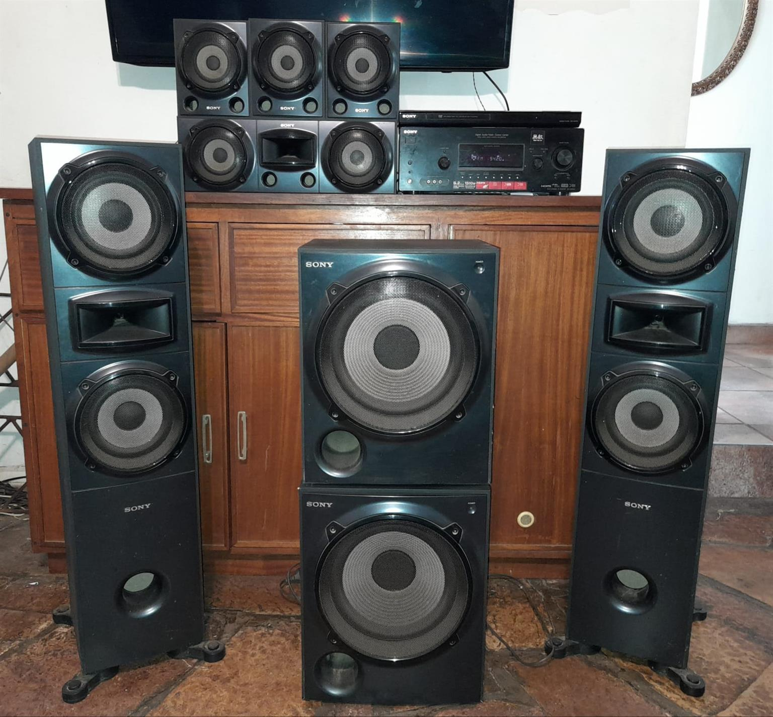 Sony 6.2 Home Theatre System For Sale