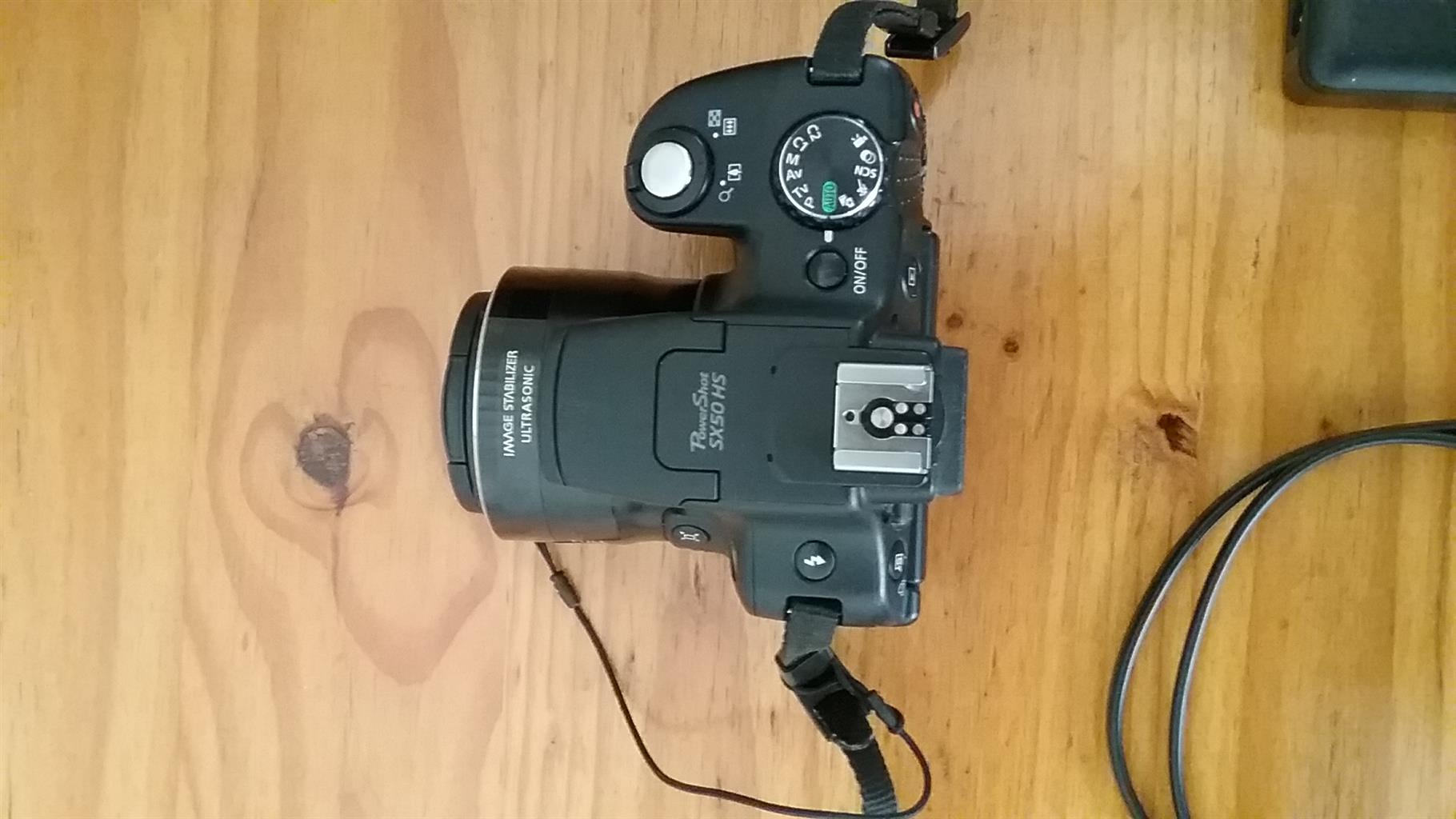 Canon Power Shot SX50HS Camera (for sale in St Helena Bay)